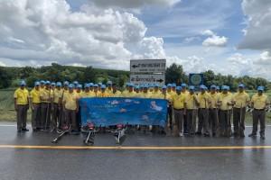 ตำรวจบ่อวิน จัด โครงการจิตอาสา เราทำความดีด้วยหัวใจ เนื่องในโอกาสวันเฉลิมพระชนมพรรษาพระบาทสมเด็จพระเจ้าอยู่หัว 28 กรกฎาคม 2563